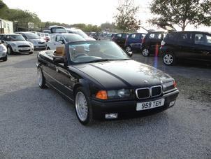 1997 BMW 328i CONVERTIBLE