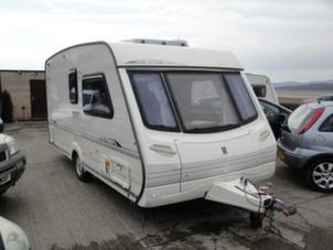 2000 ABBEY GTS 215SB 2-BERTH