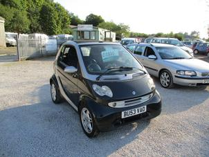 2003 SMART FORTWO 0.7 PASSION CITY 61 AUTOMATIC CONVERTIBLE