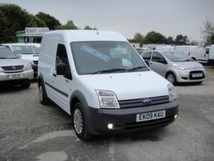 2009 FORD TRANSIT CONNECT 1.8 TDCI T230 LX 90