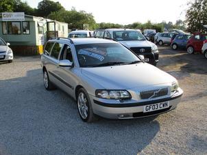 2003 VOLVO V70 2.4 D5 SE ESTATE AUTOMATIC