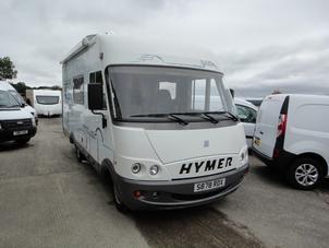 1998 HYMER B584 2.5 D