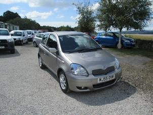 2005 TOYOTA YARIS 1.3 COLOUR COLLECTION