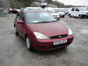 2002 FORD FOCUS 1.4 CL