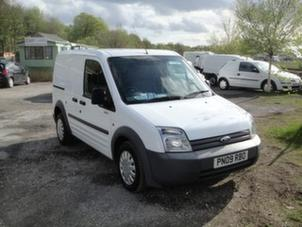 2009 FORD TRANSIT CONNECT 1.8 TDCI T200 90