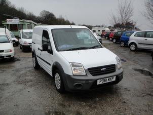 2012 FORD TRANSIT CONNECT 1.8 TDCI T200 90